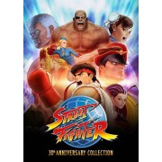 CAPCOM Co., Ltd. Street Fighter: 30th Anniversary Collection Steam Key EUROPE
