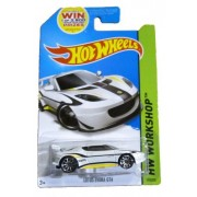 Hot Wheels 2014 Hw Workshop All Stars White Lotus Evora GT4 193/250 Code Car