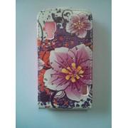 Fashion case кожен калъф за LG Optimus L5 2 E460 01