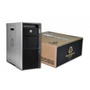 HP WorkStation Z820 Torre 2x Intel Xeon Six Core E5 2630 V2 2.6 GHz. · 32 Gb. DDR3 ECC RAM · 2x 600 Gb. SAS · 2 Tb. SATA · T. Gr