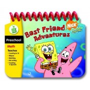 LeapFrog My First LeapPad Educational Book: SpongeBob SquarePants Best Friend Adventures