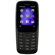 Nokia 220 4G Dual-SIM black