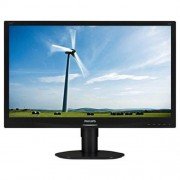 "Monitor Philips 220S4LCB, 22"", LED, 1680x1050, 1000:1, 5ms, 250cd, D-SUB, DVI, pivot, čierny"