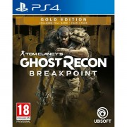 Tom Clancy's Ghost Recon Breakpoint Gold Edition PS4 Game