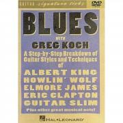 Hal Leonard - Blues with Greg Koch Guitar Signature Licks, DVD
