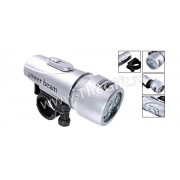 Power Beam - lanterna bicicleta cu 5 LEDuri