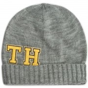 Căciulă de damă TOMMY HILFIGER - TH Patch Hat Solid AW0AW03335 901