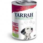 Yarrah Hond Brok Rund In Saus (405g)