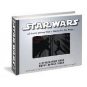 Star Wars: A Scanimation Book by Rufus Butler Seder