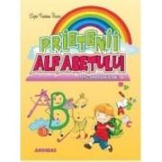 Prietenii alfabetului - Ligia Cristina Florea