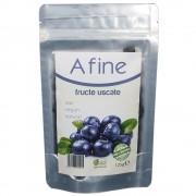 Afine fructe uscate - 125g