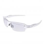 オークリー OAKLEY メンズ レディース サングラス (A) Flak 2.0 Pol White w/ Slate Irid OO9271-166 3191 レディース メンズ