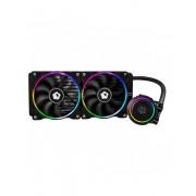 Cooler procesor cu lichid ID-Cooling Chromaflow 240 iluminare RGB