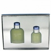 Light Blue For Men By Dolce & Gabbana Gift Set - 4.2 Oz Eau De Toilette Spray + 1.3 Oz Eau De Toilet