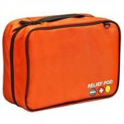 Relief Pod RP122-107K-820 Orange Roadside Emergency Kit Deluxe - автомобилен комплект с аптечка и инструменти