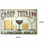 EB Los Signos Clásicos De Chapa Cerveza Pintura Póster De Pared Decoración Para El Hogar Bar Cartel