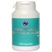 Водорасли AquaSource Sea Power Algae - Морска Енергия 120 капсули