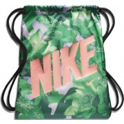 Nike Graphic - gymsack fitness - bambino - Green