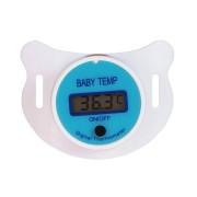 Babyuitsteeksel Thermometer Medische Siliconen Fopspeen LCD Digitale kinderen Thermometer Gezondheid Veiligheid Zorg Thermometer Voor Kinderen MyXL