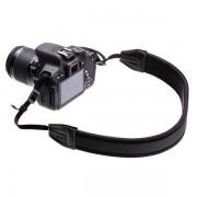 Canon Adjusted Neoprene Strap Belt Black For Canon Nikon Sony Pentax DSLR Camera