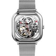 Xiaomi MI CIGA Design Hollowed-out Mechanical Watch Argintiu