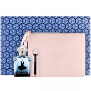 Guerlain La Petite Robe Noire Intense Комплект (EDP 50ml + Lipstick + Bag) за Жени
