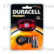 Duracell 5 LED Baklykta Cykel