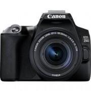 Canon Digitální zrcadlovka Canon EOS 250 D vč. EF-S 18-55 mm IS 25.80 MPix černá 4K video, Bluetooth, otočný a naklápěcí displej, Wi-Fi