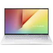 Laptop ASUS 15.6 VivoBook 15 X512DA-EJ171, FHD, Procesor AMD Ryzen 5 3500U (4M Cache, up to 3.70 GHz), 8GB DDR4, 512GB SSD, Radeon Vega 8, No OS, Transparent Silver