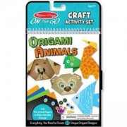 Креативен комплект - Направи си Оригами - Животни, 19442 Melissa and Doug, 000772194426