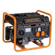 Generator de curent monofazat STAGER GG 2800, 2.2 kW, benzina