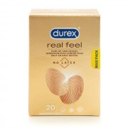 Durex Real Feeling - Latexvrije Condooms