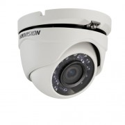 Camera supraveghere Dome Hikvision TurboHD DS-2CE56D1T-IRM, 2 MP, IR 20 m, 2.8 mm