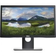 Monitor DELL Professional P2018H 19.5in, 1600x900, HD, TN Antiglare, 16:9, 1000:1, 250 cd/m2, 5ms, 160/170, DP, HDMI, VGA, USB 3