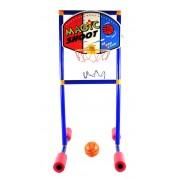 Set cos de baschet pentru piscina, Water Basketball cu 23 piese