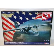 Corgi 1/72 Scale AA36110 Pearl Harbour 75th Anniv Consolidated PBY-5 Catalina