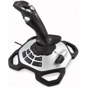 Joystick Logitech Extreme 3D Pro (Compatibil cu Windows si Mac)