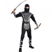 Kostium 8 - 10 lat Wilk Ninja - DARMOWA DOSTAWA!