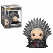 Funko POP! Deluxe GOT S10 - Daenerys Sitting on Throne
