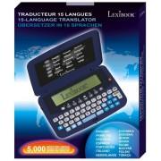 Lexibook Offline Vertaalcomputer Lexibook NTL1570 - Zakformaat vertaalapparaat 15 Talen - Pocket vertaler