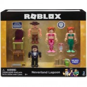 Set Roblox Celebrity Blister 4 Figurine
