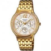 Дамски часовник CASIO SHEEN SWAROVSKI EDITION SHE-3030GD-7AUER