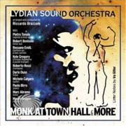 Video Delta Lydian Sound Orchestra - Monk At Town Hall & More - CD