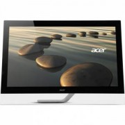 Монитор Acer T232HLAbmjjcz, 23 Wide, IPS Touch Anti-Glare, ZeroFrame, 4ms, 100M:1, 300 cd/m2, 1920x1080 FullHD, VGA, HDMI, MHL, UM.VT2EE.A07