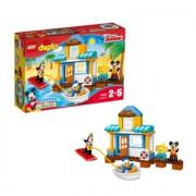 LEGO® DUPLO® - Mickey´s Strandhuis 10827