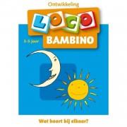 Loco bambino:wat hoort bij elkaar? 3-5 jaar 21 cm