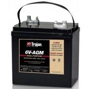 Batería para buggie de golf 6V 200Ah Trojan 6V-AGM
