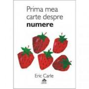 Prima mea carte despre numere Editie bilingva