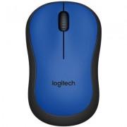 Logitech Mysz M220 Niebieski