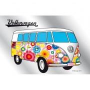 Geen Hippie wandspiegel Volkswagen T1